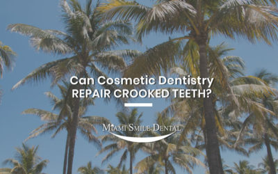 Can Cosmetic Dentistry Repair Crooked Teeth?