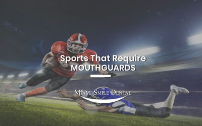 Sports That Require Mouthguards