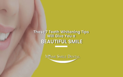 These 7 Teeth Whitening Tips Will Give You a Beautiful Smile