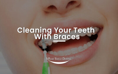 Cleaning Your Teeth With Braces